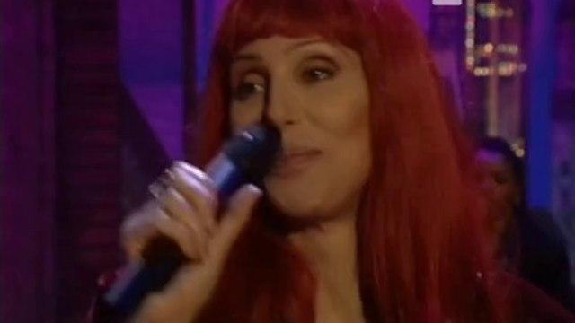 Die Harald Schmidt Show - 0009 - 1995-12-15 - Bernhard Brink, Giulia Siegel, Cher