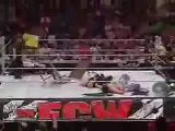 ECW RVD vs Tommy Dreamer vs Sandman vs Sabu Extreme Rulez Match