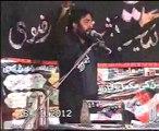 Zakir Najam ul Hassan notak yadgar majlis 6 jan at D,G Khan
