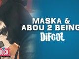 Maska et Abou 2 being dans la Radio Libre de Difool !
