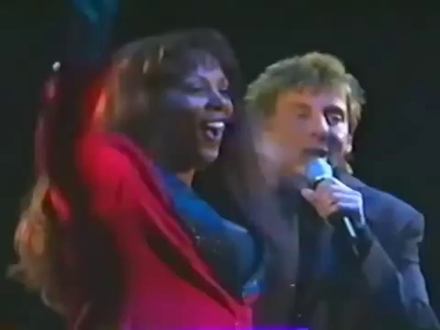 Could It Be Magic Barry Manilow and Donna Summer 80s