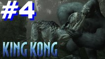 King kong playthrough french ubi soft xbox 360 ps2 2005 PART 4