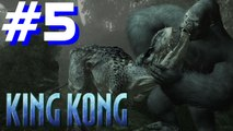 King kong playthrough french ubi soft xbox 360 ps2 2005 PART 5
