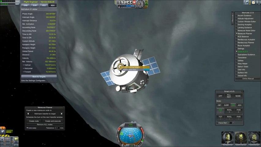 Kervallum mission part 3