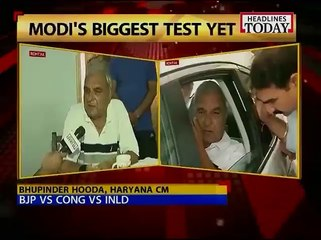 Bhupinder Sings Hooda expects to win huge in Haryana