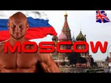 Get muscles workout exercise - Moscow fitness clubs. Moskva gym. Downtown