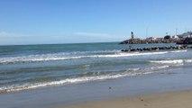 Épisodes cévenols dans l'Hérault, voici les résultats sur la plage de Palavas-Les-Flots