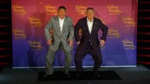 Japanese comedian Takeshi Kitano turned into wax
