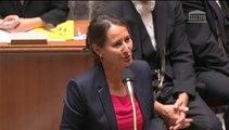 Discours de clôture de S.Royal lors de l'adoption de la loi sur la transition énergétique, à l'assemblée nationale