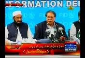 Pervez Rasheed Press Conference - 15th October 2014