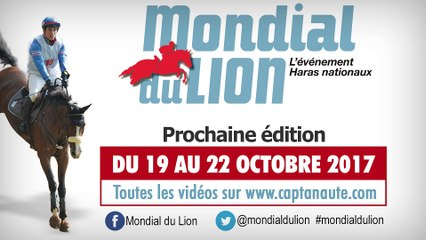 Mondial du Lion - Live !