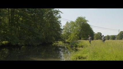 Prudence quand vous pêchez à près d'une ligne électrique. Electricité = Prudence !