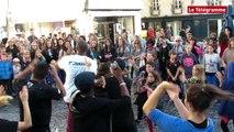 Quimper. Le festival de hip-hop met de l'ambiance en ville