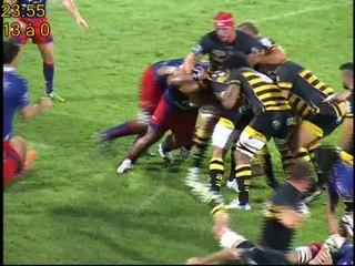 Rugby Pro D2 Albi Béziers