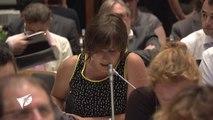 Nantes, La Loire et Nous : Réactions de Mahel COPPEY (Groupe Ecologistes et Citoyens au sein du Conseil Communautaire) - Conseil Communautaire du 27 juin 2014