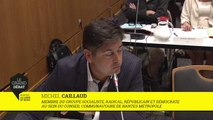 Nantes, La Loire et Nous : Réactions de Michel CAILLAUD (Groupe Socialiste, Radical, Républicain et Démocrate) - Conseil Communautaire du 27 juin 2014