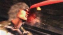 Metal Gear Rising Revengeance - Combat contre Jetstream Sam