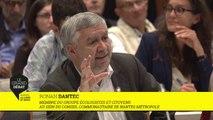 Nantes, La Loire et Nous : Réactions de Ronan DANTEC (Groupe Ecologistes et Citoyens) - Conseil Communautaire du 27 juin 2014