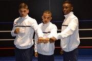 Interviews avant les championnats d'Europe Juniors 2014