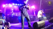 """Ice Cube & WC """"Bow Down"""", """"Gangsta Nation"""" & """"It Was a Good Day"""" Live @ NWA """"Straight Outta Compton"""" Biopic Filming, Los Angeles, CA, 09-26-2014"""