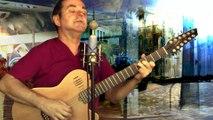 Winston K sings Red Rain by Peter Gabriel