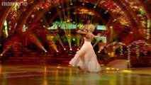 Pixie Lott & Trent Whiddon Waltz to 'Come Away with Me' - Strictly Come Dancing  2014 - BBC One