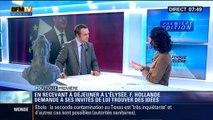 Politique Première: À mi-mandat, François Hollande est-il en manque d'idées? - 16/10