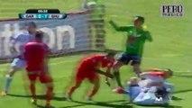 Football - Poteau, poteau, poteau... but ! - Vidéo Dailymotion