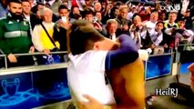 Des Moments magiques entre Footballeurs et Fans - Compilation magique!