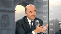 """Moscovici, sur la fiscalité numérique: """"Il est important que nous soyons exemplaires"""""""