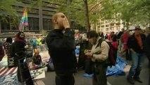 """Occupy Wall street"" prend de l'ampleur"