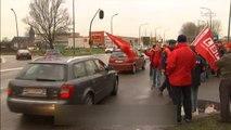 Grève: les embarras terminés mais des actions toujours en cours