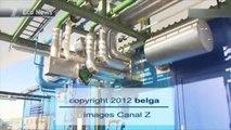 La plus grande pile à combustible du monde est belge