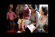 Comptine en créole de La Réunion / Médiathèque du Pôle culturel d'Alfortville / Médiathèques en fête 2014