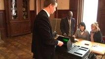 Nouveau système de vote électronique tactile à Saint-Gilles