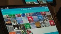 Belgacom lance sa nouvelle application Belgacom Cloud