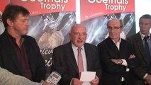 Francky Dury remporte le Trophée Raymond Goethals 2013