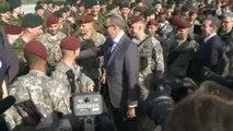 150 soldats américains sont arrivés en Estonie