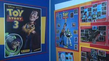 Expo Panini : stars du foot' et super-héros des enfants à découvrir en famille