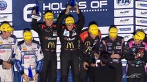 FIAWEC 6 Hours of Fuji - LMP2 Podium