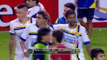 Copa Sudamericana: Boca Juniors 0-1 Deportivo Capiatá
