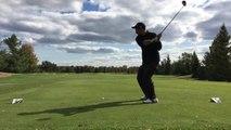iPhone 6 swing de golf au super ralenti