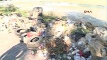 Adana Seyhan Nehir Yatağında Temizlik