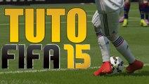 Tuto FIFA 15 : comment marquer d'un coup du foulard sur coup franc !
