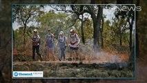 Des participants à un trail piégés dans un incendie de forêt en Australie