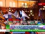 Regardez le discours de Vladimir Poutine