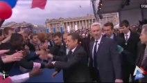 Sarkozy retire sa montre à 55 000 euros pour ne pas se la faire voler