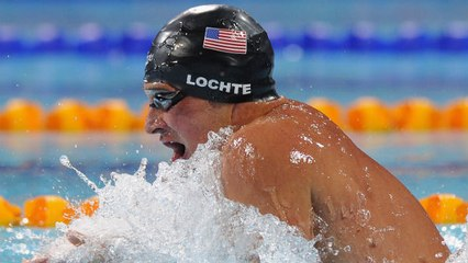 Lochte, Make-A-Wish give 15-year-old memorable day