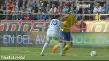 Les buts de Suède - Islande (3-2)