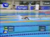 L'incroyable 100m nage libre de Eric Moussambani